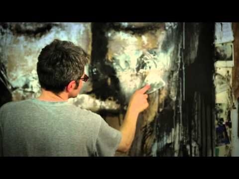 "▶ MAX GASPARINI painting ""Yours"" - YouTube - Simply beautiful!"