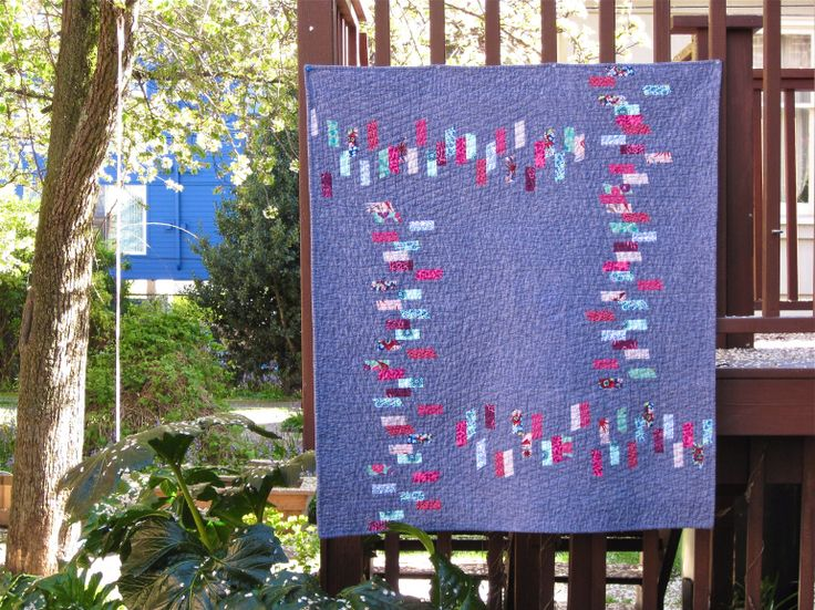 Scattered Quilt/Sewkatiedid