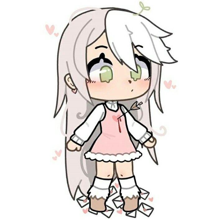 Pin By Julia On Gacha Life Cute Anime Character Kawaii Drawings Cute Anime Chibi