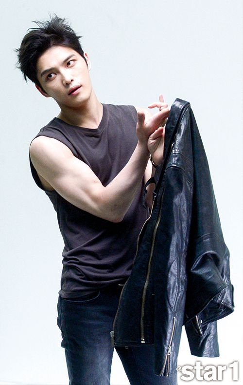 Kim Jaejoong - Star1 Magazine Online Version