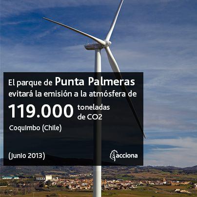 ACCIONA Energía instalará su primer parque eólico en Chile.