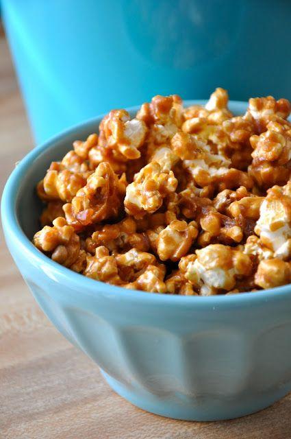 Caramel Corn - Like the Southern Living Recipe | Southern Soul Food ...