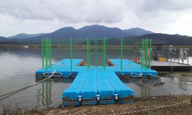 Floating Platform in Korea
