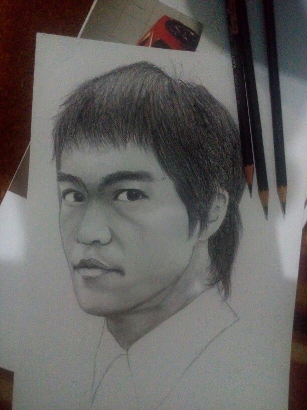 Bruce lee by me