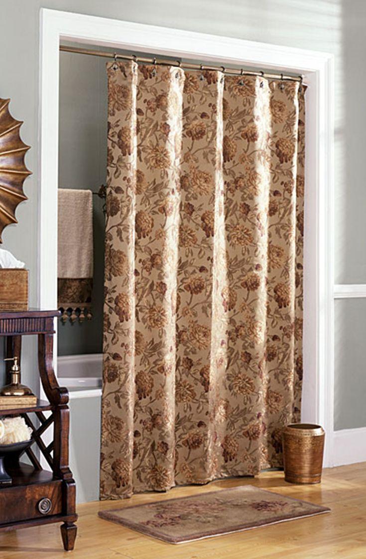 Amazing Gold Shower Curtain