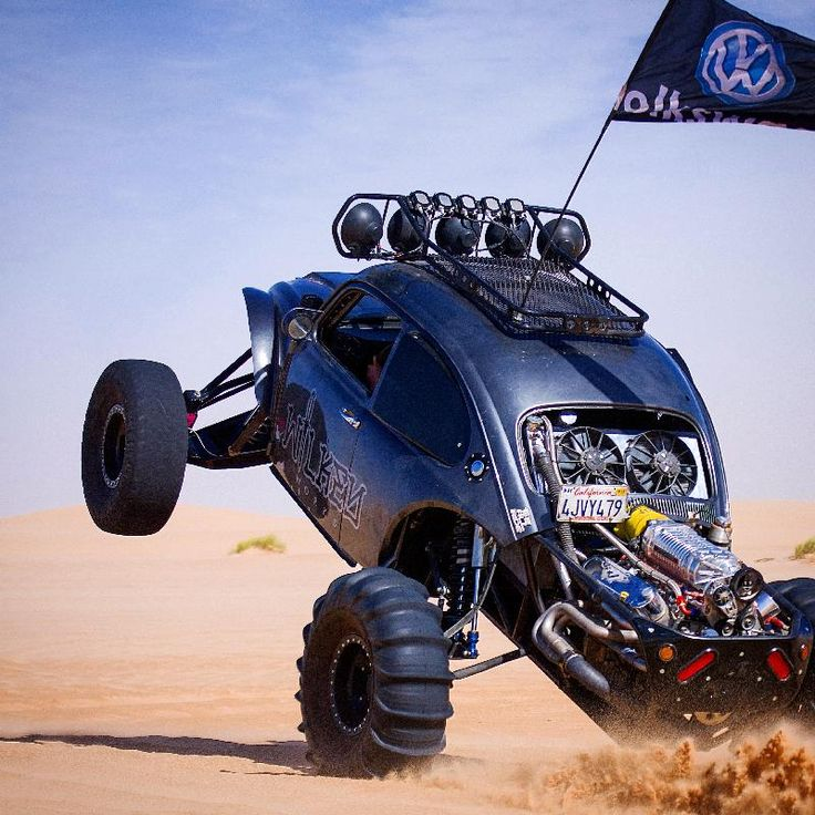 Off-Road Racing Classifieds | RDC | 800 hp VW street legal bug