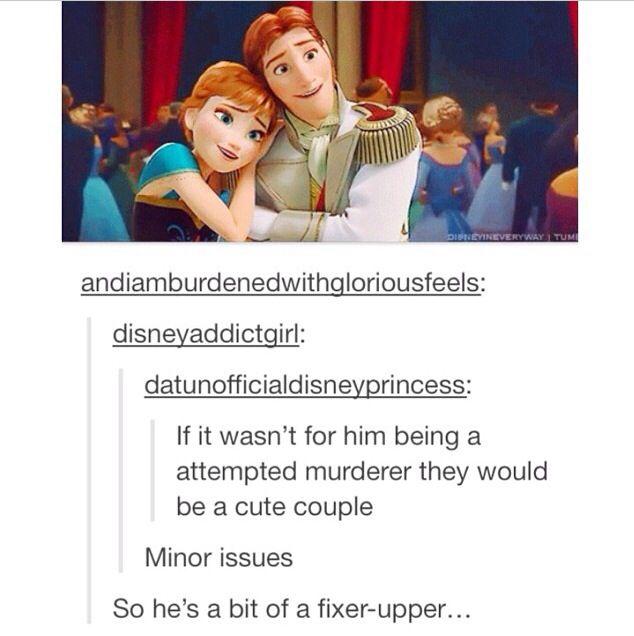 Frozen- funny
