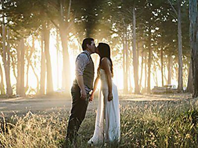 Nontraditional wedding vows