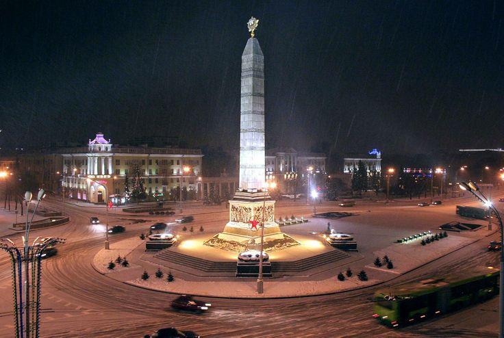 Bělorusko | vCizině.com - Cestovní průvodce pro celou Evropu