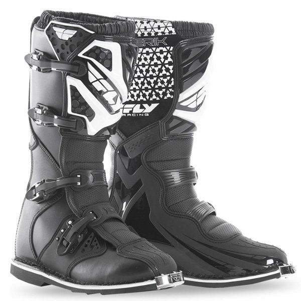 Check out the deal on Fly Racing - 2016 Maverik Boots at BTO SPORTS Available in Black - White and Hi-Vis