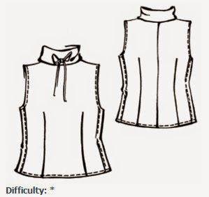 Instrucciones para descargar, guardar e imprimir los patrones de costura gratuitos para blusas, vestidos, pantalones y abrigos de El Baúl de Las Costureras