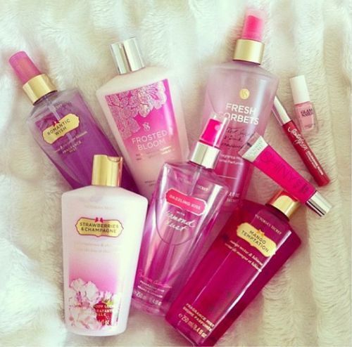 ♡ Victorias Secret Perfume ♡ want them all!