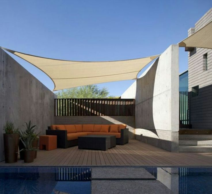 Outdoor Living Area Ideas 162 best shade sails images on pinterest | shade sails, backyard
