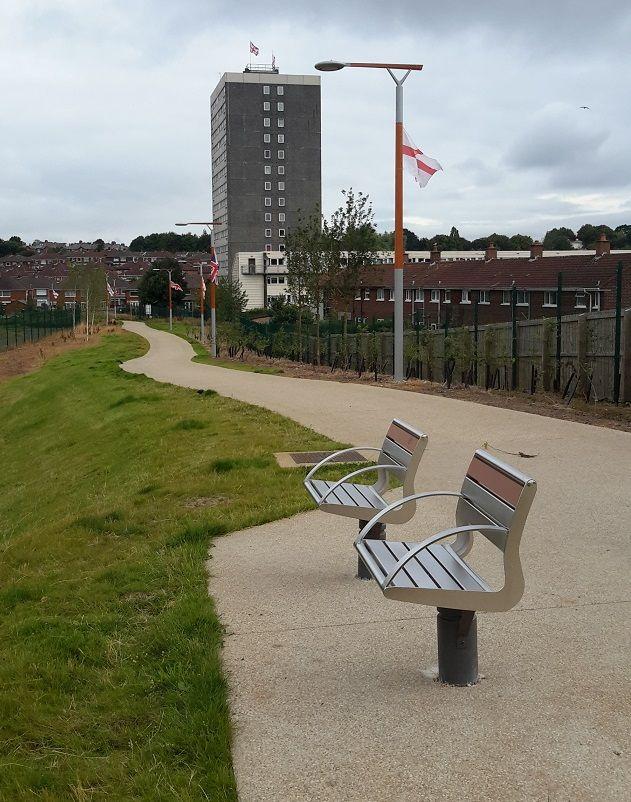 Connswater, Belfast HC2045 Chair