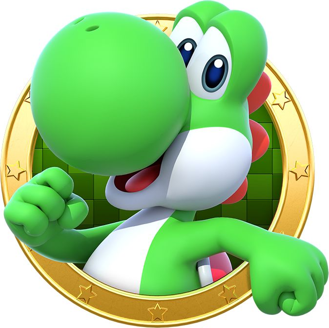 Yoshi - Mario Party: Star Rush