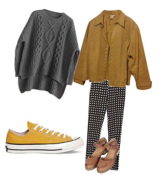 """Set #1"" by boshoffanina on Polyvore featuring Zara, Topshop, Coldwater Creek, Converse and plus size clothing"