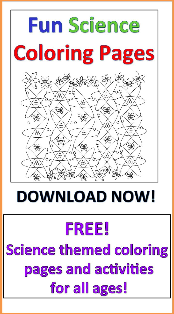 high school science coloring pages - photo#35