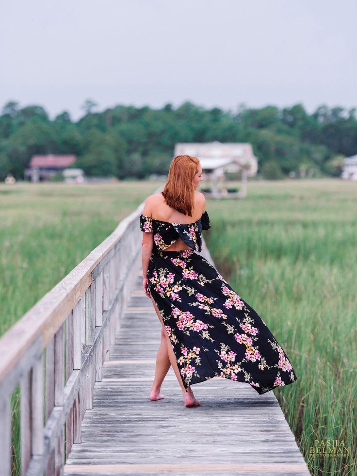 A South Carolina Senior Session by Pasha Belman - Top High School Senior Photographer based in Myrtle Beach