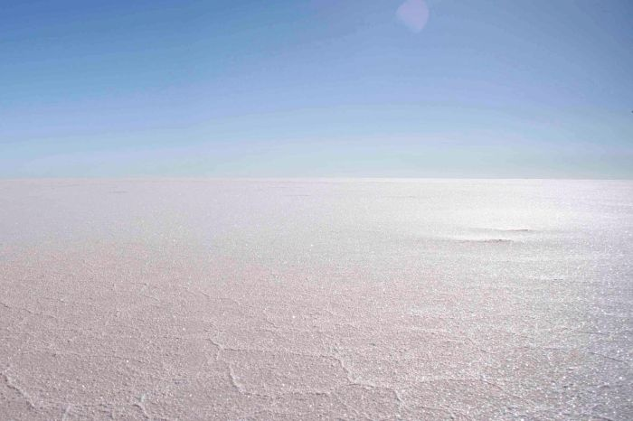 Lake Eyre salt pans