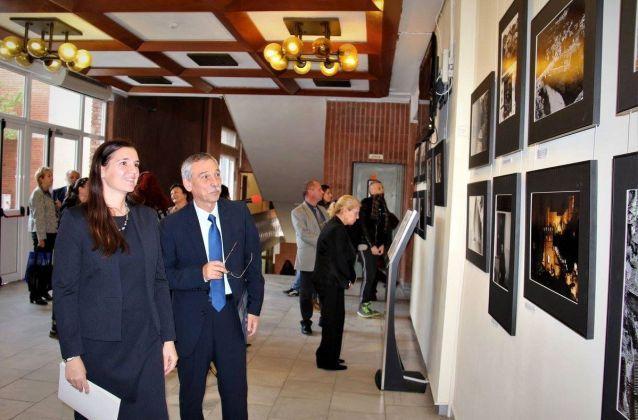 Újabb kiállítása nyílt Bahget Iskandernek Bulgáriában