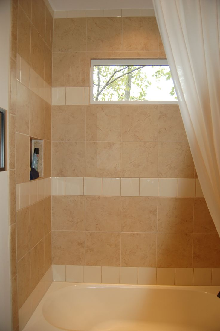 105 Best Images About Tile Designs Bath On Pinterest Models Clean Tile Showers And Asheville
