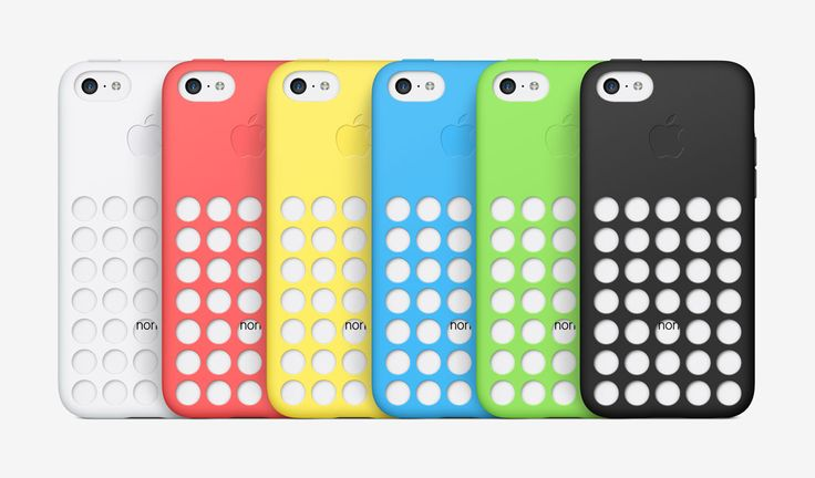 I have a pink Iphone so anything white, green, blue or yellow! iPhone 5c Case