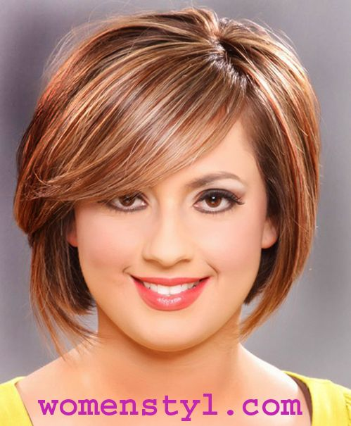 short haircuts for women with round faces hairstyles for faces flattering hairstyles 9662 | 9b2b52a930ba156644ccd77c278d05f6