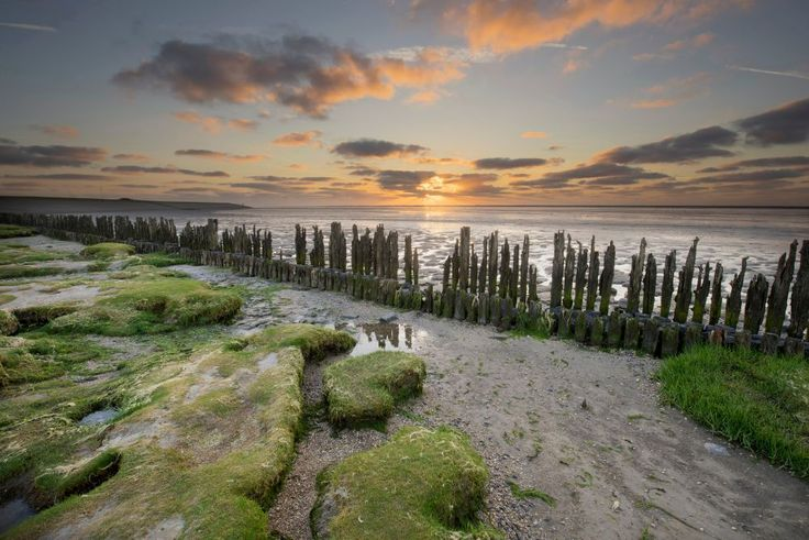 Wadden coast Friesland by Esquascapes on 500px