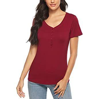 Camisas Mujer Verano Elegantes Casual Tallas Grandes Deporte Algodon Camisetas Mujer Manga Corta Camiseta Blusas En 2020 Camisas Mujer Ropa Y Accesorios Mangas Largas