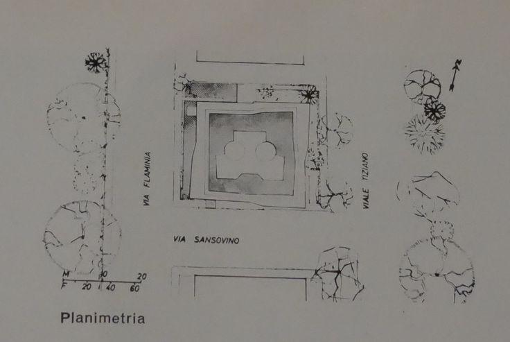 Palazzina in viale Tiziano Domenico De Riso Viale Tiziano, 19, Roma, 00196 RM, Italia, -1962
