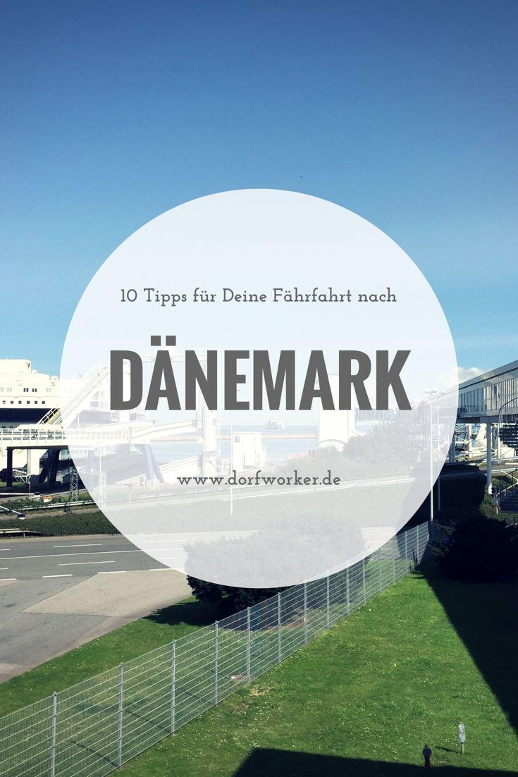 Eine Fahrt mit der Fähre ist lustig? Kann sein, wenn Du meine 10 Tipps für eine entspannte Überfahrt nach Dänemark beherzigst.
