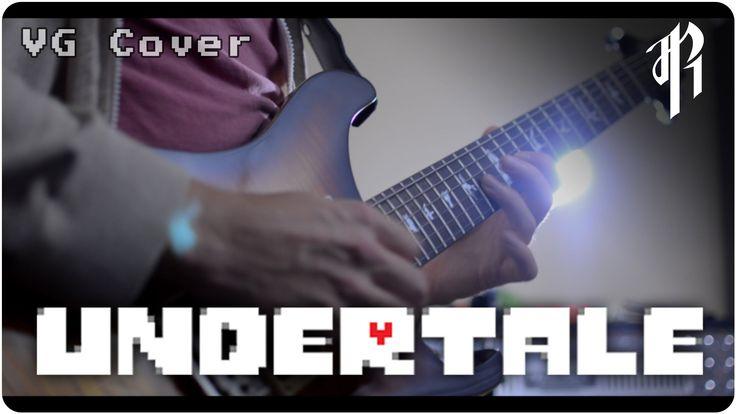 Undertale: Heartache (Toriel Battle) - Metal Cover || RichaadEB
