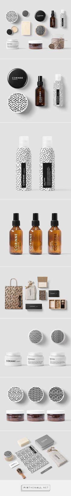 Lovely makeup packaging design