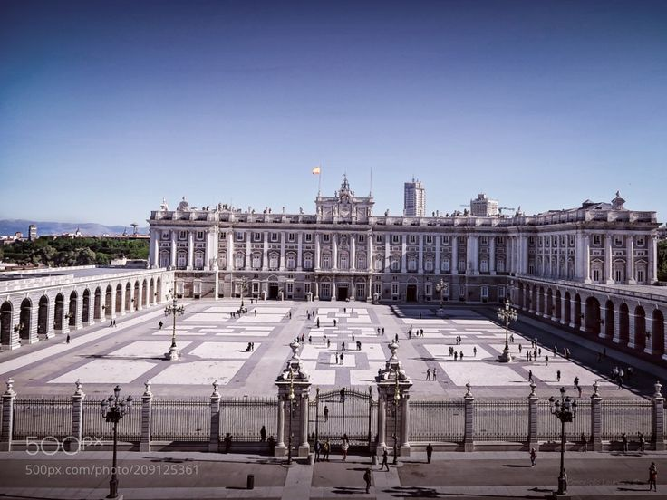 The Royal Palace - The Royal Palace (Palacio Real in Spanish) is not the official residence of his Majesty the King of Spain but rather where state ceremonies official banquets and other state functions take place. The King lives in Zarzuela Palace which is just outside of Madrid. The current Royal Palace was built on the site of the old Alcázar which was destroyed by fire on Christmas Eve 1734. King Felipe V decided to build a palace for his Borbon dynasty. The Italian Filippo Juvara was…