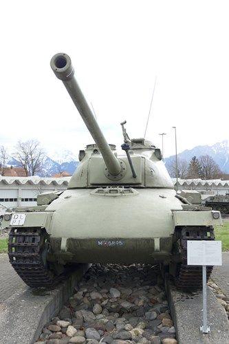 Mittlerer Panzer 1958, Panzer 58 (Pz 58)