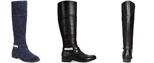 Alfani Egila Riding Boots, Only at Macy's