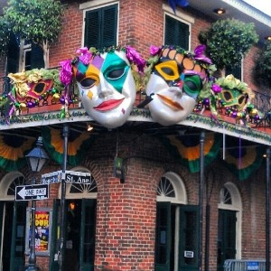 Bourbon Street ~ New Orleans, Louisiana
