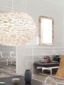 Tucano Hängematten Online-Shop :: Licht & Lampen >> Vita Lampen >> Federlampe Eos XL