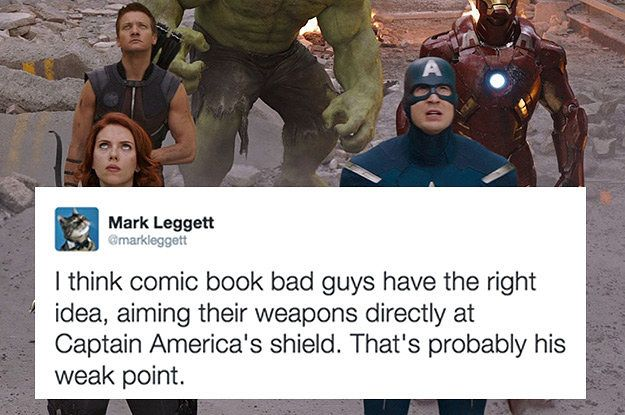 27 Tweets About Superheroes Guaranteed To Make You Laugh