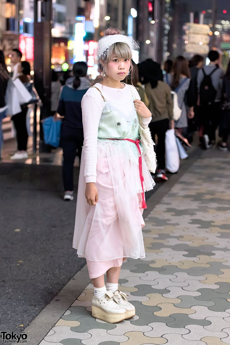Pastel Harajuku Style w/ WrittenAfterwards, Keisuke Kanda & Tokyo Bopper