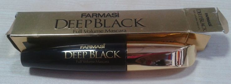 DİLERSEM: FARMASİ DEEP BLACK MASKARA Devamı : http://dilersem.blogspot.com.tr/2014/12/farmasi-deep-black-maskara.html