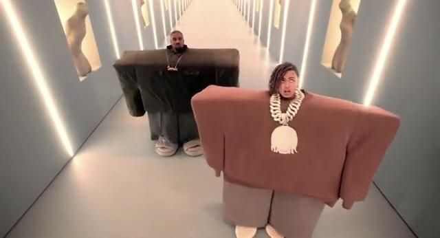 Lil Pump And Kanye West Role Playing As Roblox Characters Lil Pump Roblox Kanye West