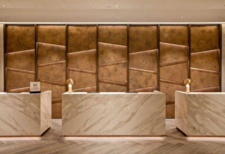 Lo storico Hilton Hotel di Via Galvani è stato di recente ridisegnato dallo studio angloitaliano THDP, composto da Manuela Mannino e Nicholas Hickson, con sede a Londra