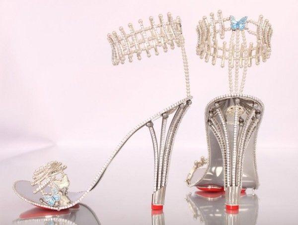 Những đôi Giày Cao Gót đắt Giá Nhất Hành Tinh   Guu.VN
