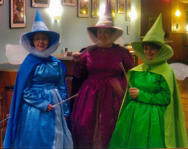 Fairy Godmothers Costume Contest Winner Halloween Costume
