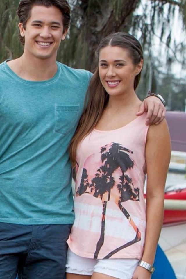 Mako Mermaids - Zac and Evie