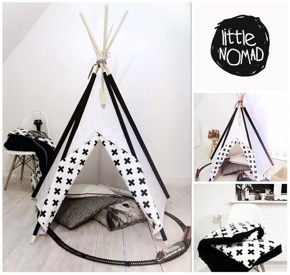 un tipi pour une chambre d 39 enfant cadeaux amour et tipis. Black Bedroom Furniture Sets. Home Design Ideas