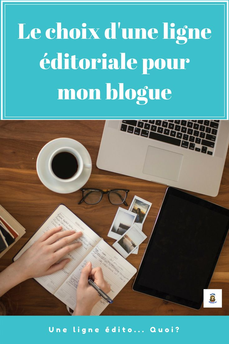 Les raisons pour lesquelles j'ai décidé de créer mon propre blogue!