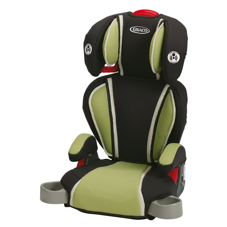 The Graco Highback Turbobooster Car Seat   Suitable for Weight Range: 30 - 100lbs  Available Colors: go green, spitfire, ladessa, mosaic and clariant  http://babyessentials101.com/top-ten-sellers-booster-car-seats-2015/  #toptenboostercarseats