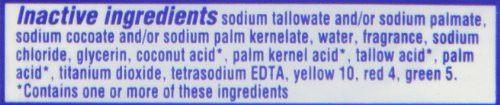 Safeguard Antibacterial Soap, Beige, Bath Size Bars, 8 Count